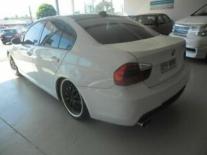 2006 BMW 320i White 4 Speed Sedan Eight Mile Plains Brisbane South West Preview