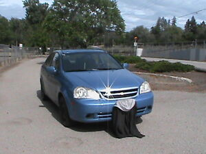 2004 Chevrolet Optra very nice condition!
