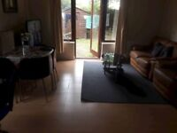 one bedroom in semi detached house to swap with 2 bedroom house