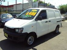 1997 Toyota Townace KR42 SBV White 5 Speed Manual Van Punchbowl 2196 Canterbury Area Preview