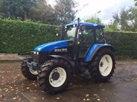 2001 New Holland TS115 SLE Turbo