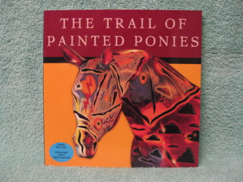 The Trail of Painted Ponies Collectors 3rd Edition Book