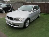 2007 BMW 1 Series 2.0 118i SE 5dr SERVICE HISTORY AVAILABLE..