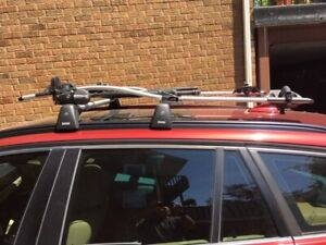 BMW Roof Racks and Bike Racks for sale