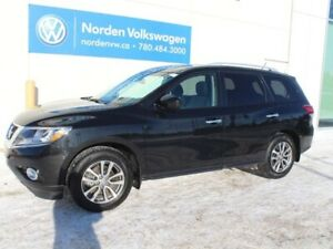2015 Nissan Pathfinder SV AWD - 7 PASSENGER / HEATED STEERING WH
