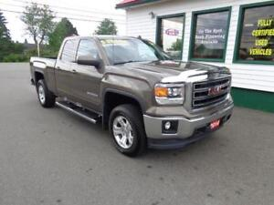 2014 GMC Sierra 1500 SLE Double Cab Z71 4x4 NEW PRICE!