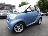 2011 SMART FORTWO PASSION CABRIOLET (62,000 KM, MAGS, FULL!!!)