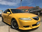 2003 Mazda 6 GG1031 Luxury Yellow 4 Speed Sports Automatic Sedan Para Hills West Salisbury Area Preview