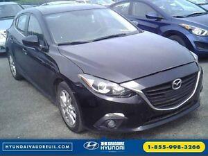 2014 Mazda Mazda3 GS Sport Toit Banc-Chauf Bluetooth USB MP3