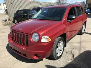 2010 Jeep Compass AUTOMATQIE GAR 1 AN FINANCEMENT $00 DEPOT