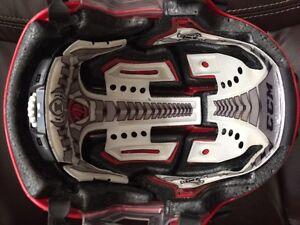CCM Fitlite Hockey Helmet SIze Small - Red Oakville / Halton Region Toronto (GTA) image 4