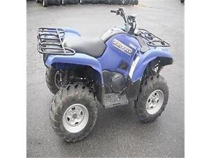 2013 Yamaha Power Steering Grizzly 700 ATV WE FINANCE BAD CREDIT