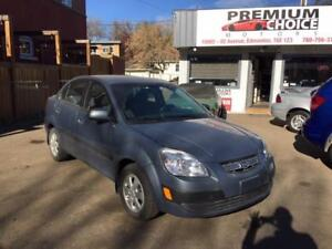 2009 Kia Rio EX Convenience Easy Auto Finance..99.97 b/w