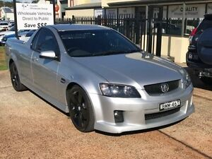 2009 Holden Ute VE SS Silver Sports Automatic Utility Port Macquarie Port Macquarie City Preview