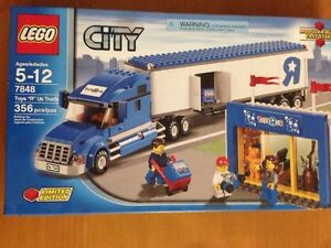 Lego 7848 Limited Edition Toysrus Truck