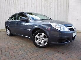 Vauxhall Vectra 1.8i Exclusiv VVT ....Lovely Low Mileage Example of a Very Room Family Car