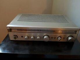 HITACHI Vintage Stereo Receiver / Amplifier SR-4010 210W Works