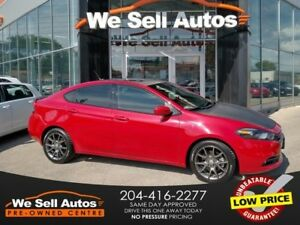 2013 Dodge Dart Rallye *TURBO * PWR SUNROOF *REAR CAM *ALPINE SO