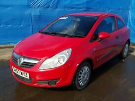 Corsa very nice we car for year just mot