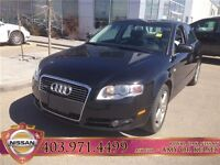 2006 Audi A4 2.0T **heated leather seats, 2 sets of tires!!**