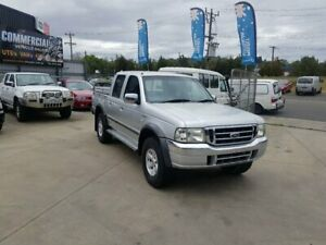 2006 Ford Courier PH XLT 5 Speed Automatic Crew Cab Pickup
