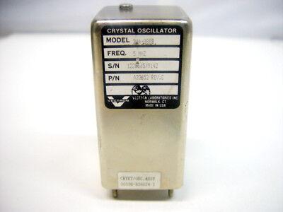 Vectron 204-8888 Crystal Oscillator 5 Mhz A23652 Rev.c