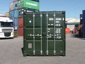 NEW 20 foot by 8 foot shipping container