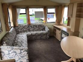 3 Bedroom Caravan at Southerness Holiday Park Just outside Dumfries Scotland 8 berth Static Caravan