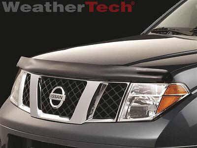WeatherTech Stone & Bug Deflector Hood Shield for Nissan Frontier / Pathfinder  ()