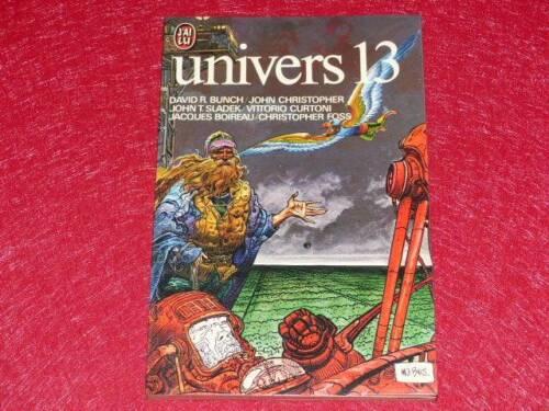 """Bibl.h & p J. OSWALD Zeitschrift """"Universum"""" 13 SADOUL FREMION J'ai lu 837"""