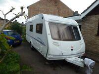 Caravan - Sterling Eccles 4 berth (2005)
