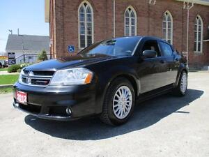 2012 Dodge Avenger SXT AUTOMATIC CERTIFIED + E-TESTED $5,994