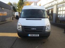 2011 Ford Transit 280 2.2TDCi 85ps SWB MR *A/C*PDC*E/W Diesel white Manual