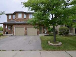 Oakville 3 Bedroom Plus Finished Basement Avail. Dec.1st.