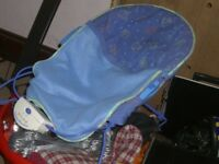FISHER PRICE - VIBRATING BABY ROCKER - CLACTON ON SEA - CO15 6AJ