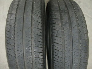 GREAT PAIR OF 185/60R15 ALL SEASON.$30 FOR BOTH.