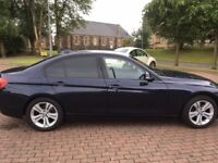 Pristine Imperial Blue, BMW 320D Sport Auto (190BHP)