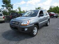 2008 Kia Sportage LX GUARANTEED FINANCING!! GET APPROVED TODAY!!