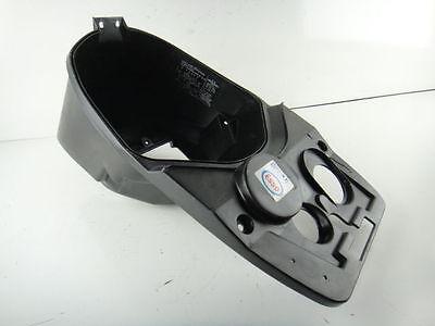 2002 Peugeot Speedfight 2 Moped/02 Speed Fight Rear Storage Box/Black Plastic