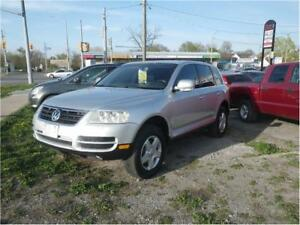 2005 Volkswagen Touareg V6 (TOP OF THE LINE) 4WD