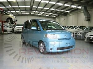 2012 Toyota Porte NNP10 NNP10 Green Continuous Variable Wagon Bayswater Knox Area Preview