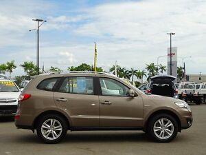 2010 Hyundai Santa Fe CM MY10 Highlander Bronze 6 Speed Sports Automatic Wagon Garbutt Townsville City Preview