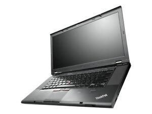 "15.6"" Lenovo Thinkpad T530 Quad i7-3630qm Business Rugged Laptop"