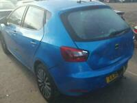 2016 Seat Ibiza 1.2 TSI Connect BREAKING FOR SPARES PARTS ONLY