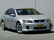 2007 Holden Commodore VE SV6 Silver 5 Speed Sports Automatic Sedan Melrose Park Mitcham Area Preview
