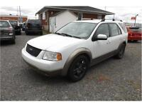 2006 Ford Freestyle SEL AWD 7 PASSAGERS
