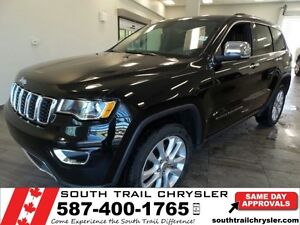 2017 Jeep Grand Cherokee LIMI CALL CHRIS TO BOOK A VIEWING!!