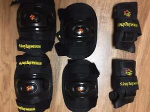 Protective equipment for In-Line skates SMALL/MEDIUM