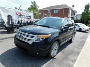 FORD EXPLORER XLT 2013 (7 PASSAGERS AUTOMATIQUE BLUETOOTH)