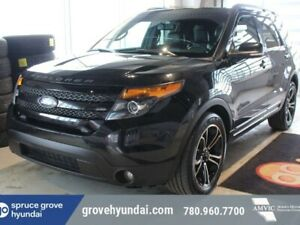 2015 Ford Explorer SPORT: NAVIGATION, LEATHER, PANORAMIC ROOF, 7